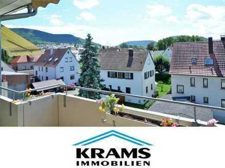 Genießen Sie die Aussicht! 2-Zimmer-Wohnung in Pfullingen