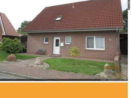 Einfamilienhaus an Sackgassenstraße in Westoverledingen!! Optimhome Immobilien