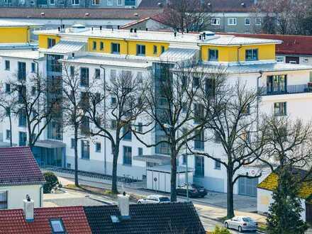 Neubau - Erstbezug: exklusives Penthouse mit zwei Balkonen in innenstadtnaher Lage