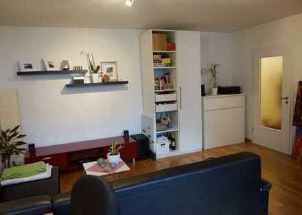 Schöne helle zwei Zimmer Wohnung in Darmstadt