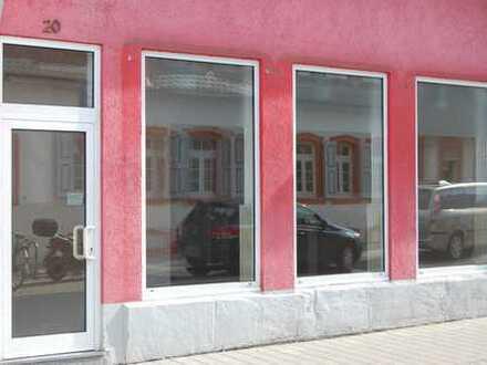 Büro- und Geschäftshaus in zentraler Lage