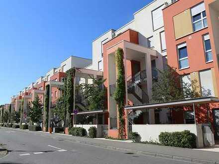 Provisionsfrei - 4-Zimmer Maisonette-Wohnung mit Garten in HD-Rohrbach / Quartier am Turm