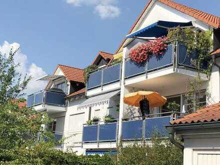 Sonnige 3 ZKB Friedberg mit Balkon