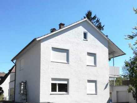 Freistehendes Einfamilienhaus in zentraler Lage von Schrobenhausen
