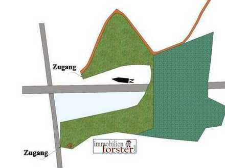 Freizeitgrundstück: Land- und Forstwirtschaftliche Nutzfläche in Peißenberg