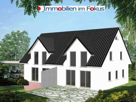 Hamburg Duvenstedt - Familienhaus als Doppelhaus in schöner Wohnlage