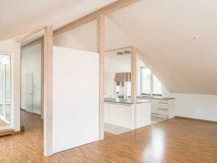 Traum Dachgeschosswohnung mit großzügigem Grundriss