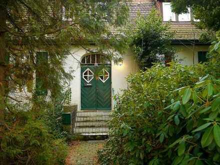 Älteres Haus im Jugendstilcharakter für Liebhaber in Hankensbüttel
