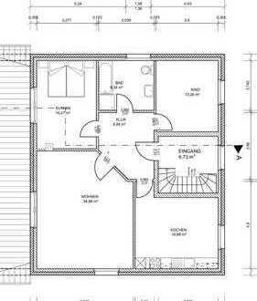 Erstbezug mit Einbauküche und Balkon: freundliche 3-Zimmer-Wohnung in Wietze