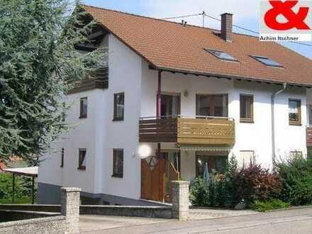 Top gepflegte 4-Zimmer-Maisonette-Wohnung in ruhiger Lage von Sinsheim-Waldangelloch
