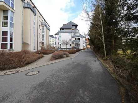 *schicke 2-ZKB-Wohnung mit Balkon in Zwönitz*