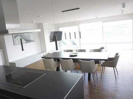 3.5 Zi - OG Wohnung mit 2 Balkonen in ruhiger Lage