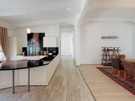 Traumhafte Loft Wohnung mit Innenstadtlage