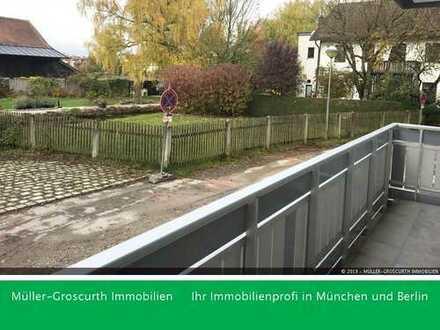 Singles aufgepasst: Frisch sanierte 2-Zimmer Wohnung am Landschaftsschutzgebiet!
