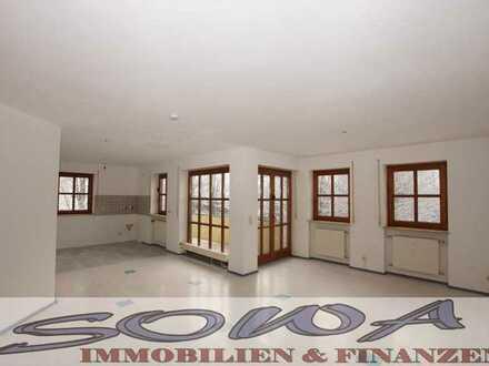 3 Zimmer Wohnung mit großem Balkon - Schrobenhausen - Ihr Immobilienexperte SOWA Immobilien und F...