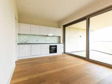 Wunderschöne 3-Zimmer-Wohnung mit Blick ins Grüne!