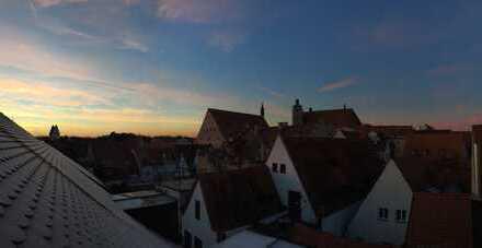 City: 2,5 Zimmer und grosse Dachterrasse in der Ingolstädter Altstadt