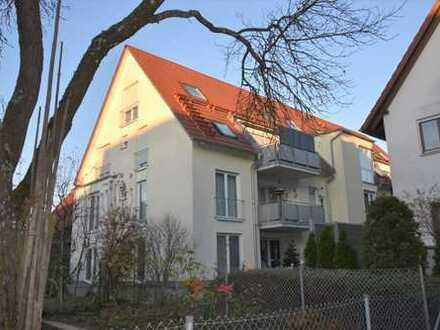 Holzgerlingen: Neuwertige 2 Zimmer-Maisonettewohnung in idealer Innenstadtlage