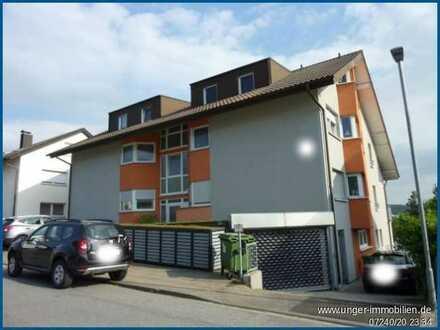 Exklusive 3 1/2 ZW mit Dachterrasse, Kachelofen mit Sichtfenster und unverbaubarem Traumblick!