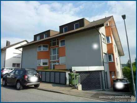 Exklusive 3 1/2 ZW mit Dachterrasse, offenem Kamin und unverbaubarem Traumblick!