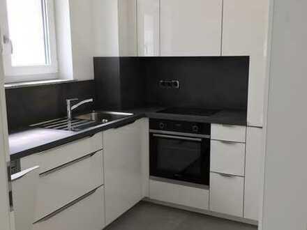 Erstbezug: exklusive 3-Zimmer-Wohnung mit EBK und Balkon in Stuttgart