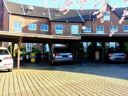 Reihenmittelhaus 135qm mit Garten, Carports und Keller (Erbpacht) in Dortmund-Kirchlinde