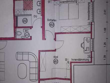 Schöne 3-Zimmer-Wohnung in Gau-Odernheim
