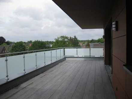 Penthouse mit großer Dachterrasse