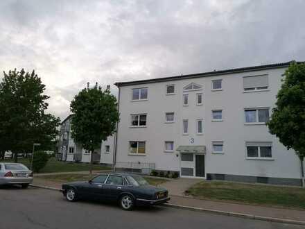 Gepflegte 3-Zimmer-Wohnung mit Balkon in Neu-Ulm/Ludwigsfeld zu verkaufen