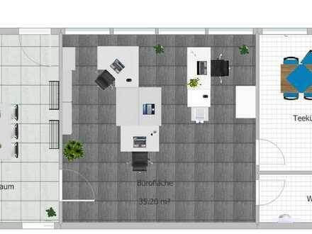 Büroräume zu vermieten