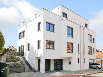 Moderne Architektur - neuwertige Doppelhaushälfte zum Wohlfühlen