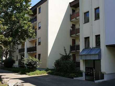 3 ZKB-Wohnung mit 2 Loggien in ruhiger Lage