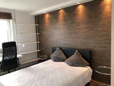 Edles und schick möbliertes 2 Zimmer Appartement in Frankfurt Niederursel