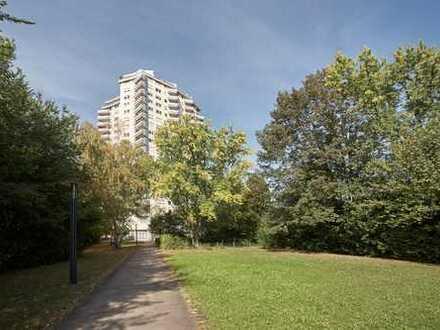 Panoramablick! Sehr schöne und helle 4 Zi-Whg. (ca. 80 qm) mit Balkon und Garage+++