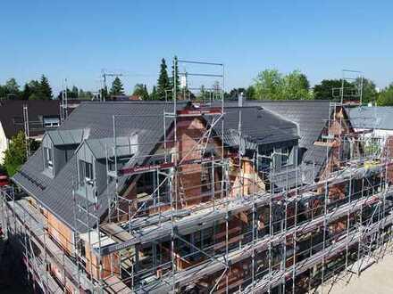 NEU – Bezugsfertig 2019 - exklusive 4 Zi. Dachgeschosswohnung Bestlage Forstenried