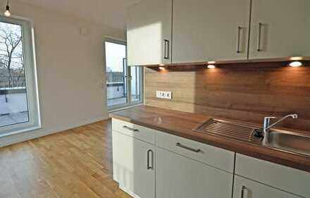 +++ Penthouse mit toller Ausstattung + Alte Bäckerei Lokstedt +++