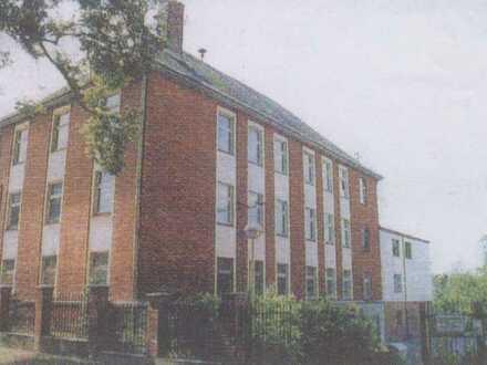 Kaserne mit Entwicklungspotenzial in Neu Brandenburg