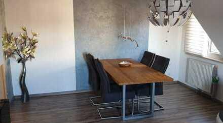 Ansprechende, gepflegte 3-Zimmer-Wohnung mit gehobener Innenausstattung in Kraichtal-Menzingen