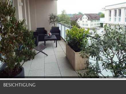 Gr. Dachterassen - Wohnung, 151 qm ,luxeriöse Ausst., 72622 Nürtingen ,Aufzug ruhige Stadtlage