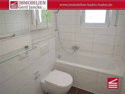 Baden-Baden, charmante 4-Zimmer-Wohnung mit 2 Balkonen & Garage!