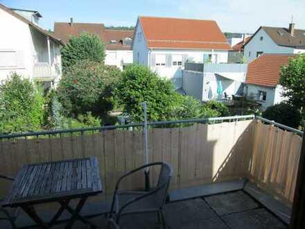 3-Zimmer-Maisonettewohnung in Weingarten