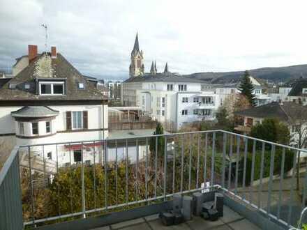 Stilvolle, neuwertige 2-Zimmer-Wohnung mit Balkon und Einbauküche in Bad Neuenahr-Ahrweiler