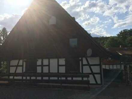 Liebhaberobjekt/Fachwerk/Doppelhaushälfte in Wald-Michelbach, Wald-Michelbach
