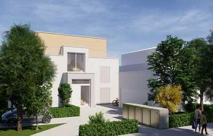 NEUBAU Mehrfamiliehaus 4-Zi Gartenwohnung und Penthouse / U-6/ *jetzt reservieren*