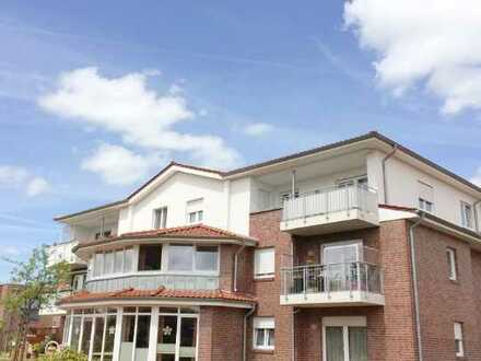 Wohnen mit Service in Moordorf - 2 ZKB Wohnung mit EBK und Balkon