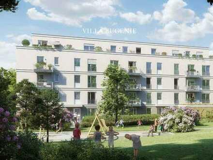 Terrassenwohnung mit Gartenanteil - ERSTBEZUG (Whg. 36)