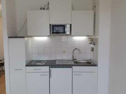 Schöne, sanierte 1-Zimmer-Wohnung zum Kauf in Schwabing-West, München