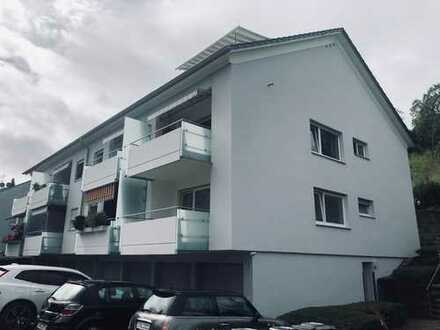 Erstbezug nach Sanierung mit EBK, Keller, Garage und Balkon: 3-Zimmer-Erdgeschosswohnung in Konstanz
