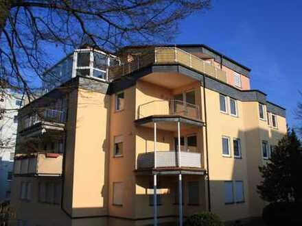 Zentral gelegene 3,5-Zimmer-Wohung mit Süd-/Westbalkon in Unna-Stadtmitte