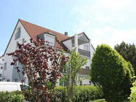 Geräumige 3,5-Zimmer-Maisonette-Wohnung in sonniger und ruhiger Wohnlage in Dietenheim